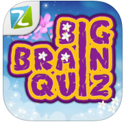 Big Brain Quiz app