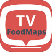 TV food map