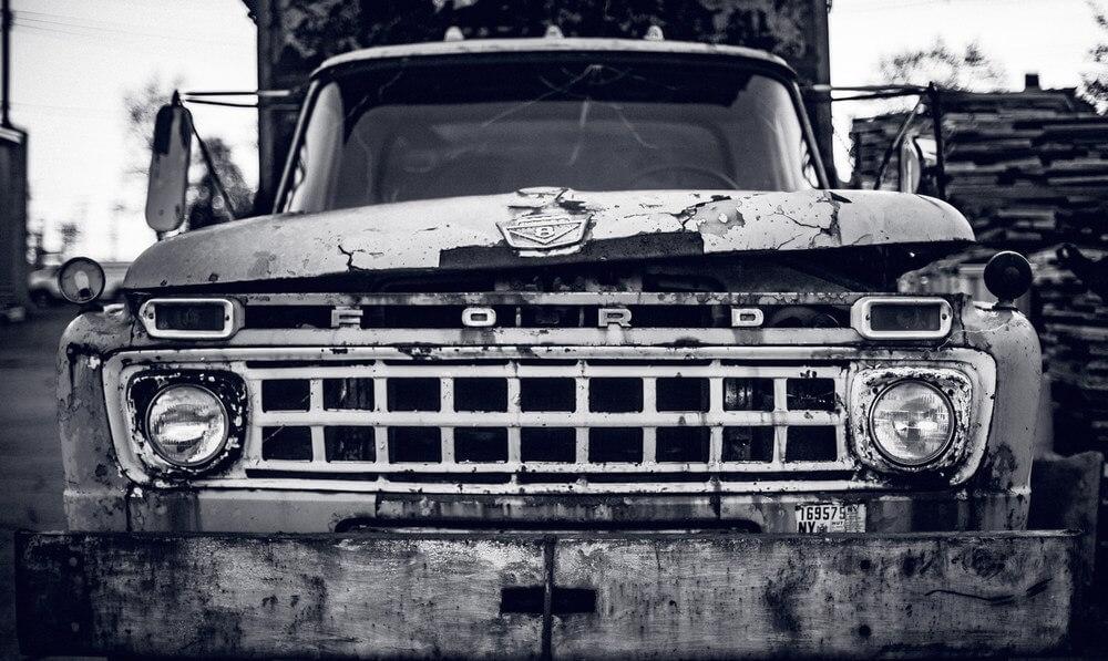 sell broken truck