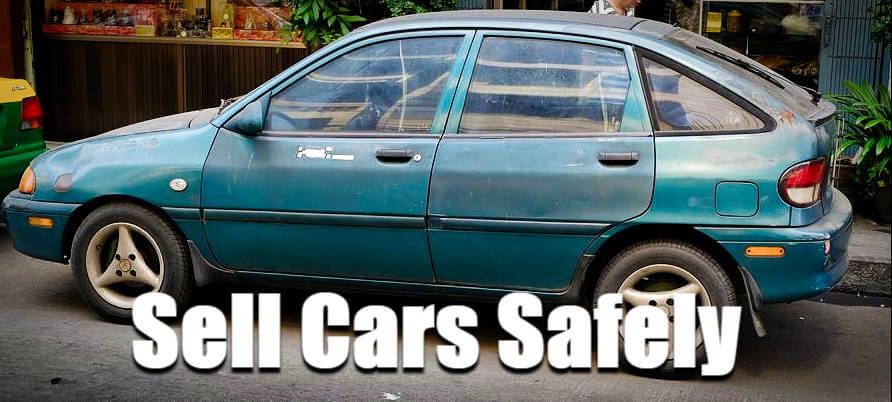 selling a car with mechanical problems