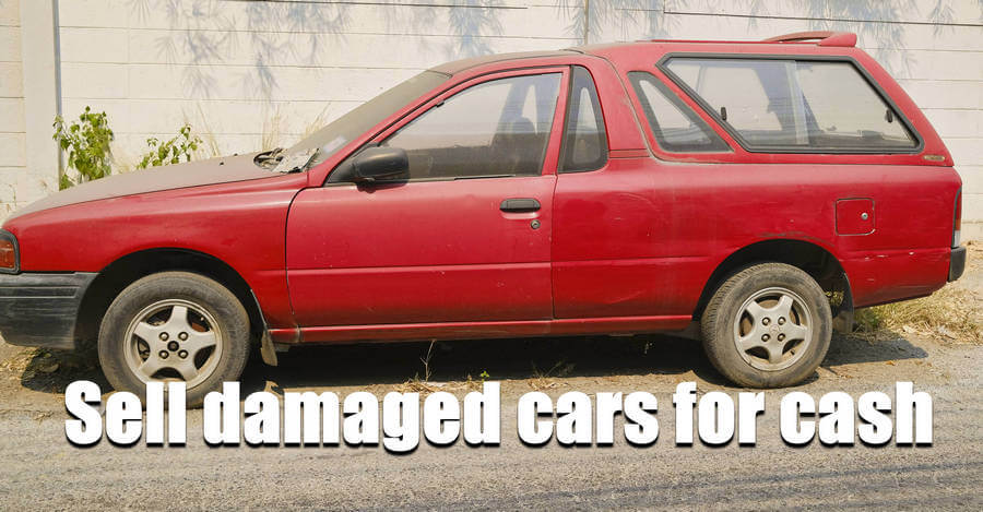 cash for cars in any condition